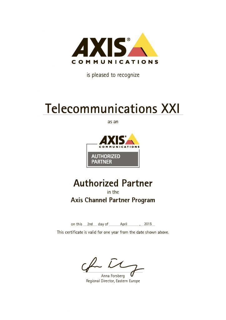 cert-cpp-Telecommunications-XXI