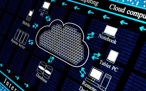 Перемещение или синхронизация данных с облаком
