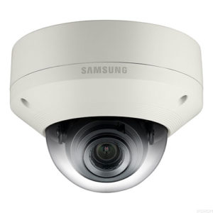 Фіксовані купольні (DOME Anti-Vandal) камери для установки поза приміщенням
