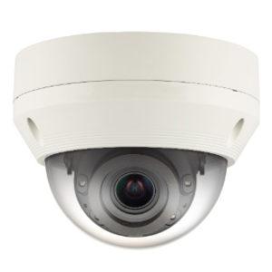 Фіксовані купольні (IR DOME Anti-Vandal) камери з ІК підсвічуванням для установки поза приміщенням