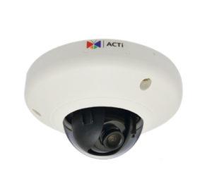Компактні купольні камери
