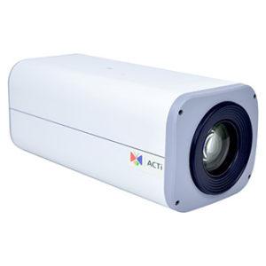 Корпусные камеры с трансфокатором (ZOOM) объективом