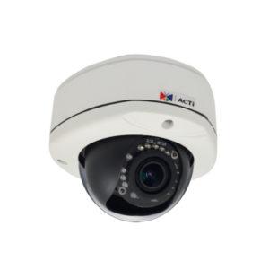 Купольні камери c варіфокальним об'єктивом