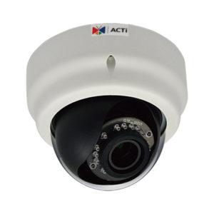 Купольные камеры с трансфокатором (Zoom) объективом