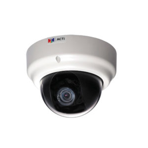Купольні камери з трансфокатором (Zoom) об'єктивом