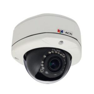 Купольные камеры с варифокальным объективом