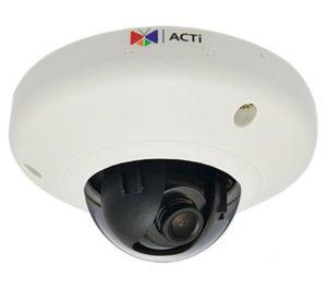 Мережеві відеокамери ACTi
