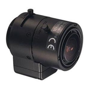 Варіфокальний об'єктив з автодіафрагмою, управління постійним струмом (DC)