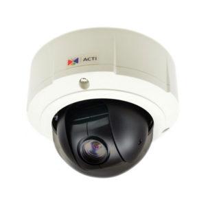 Зовнішні компактні поворотні (Mini PTZ) камери
