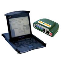 Cистема управління і контролю середовища всередині і поза шафою