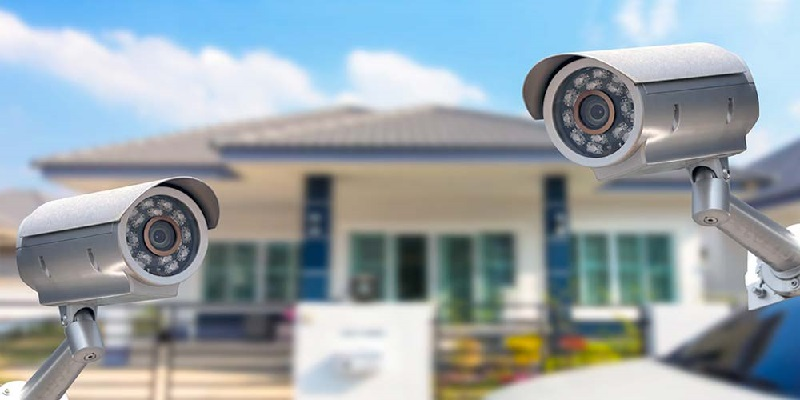 Циліндрична камера відеоспостереження