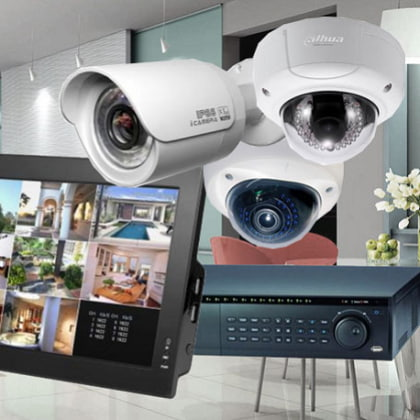 IP-відеоспостереження - зображення