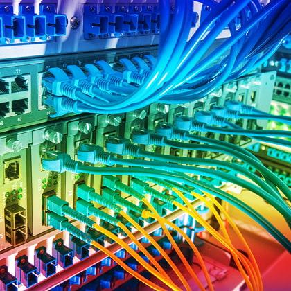 Проектування та встановлення СКС мереж - фото