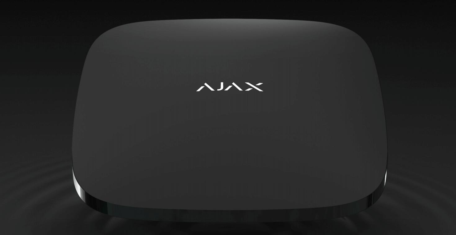 Cигнализация Ajax